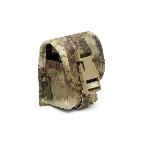 Warrior Single Handgranatentasche A-Tacs AU