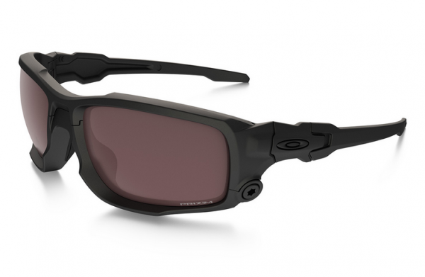 Oakley SI BALLISTIC SHOCKTUBE MATTE BLACK / PRIZM TR22 Schutz- & Schießbrille