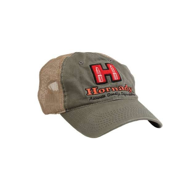 Hornady OD & Tan Mesh CAP