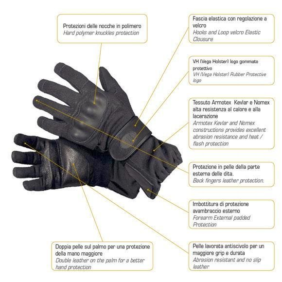 Vega Handschuhe OG22 Combat
