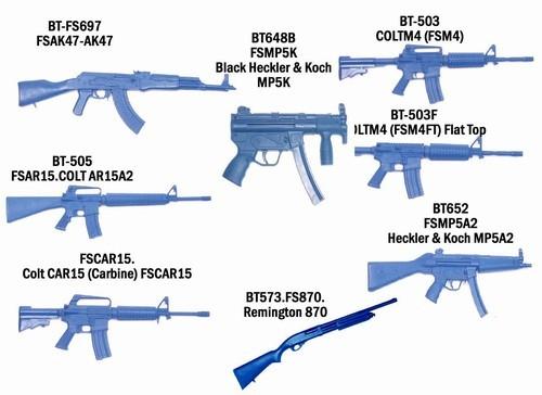 BlueGuns Sturmgewehr