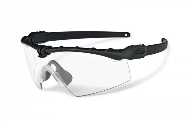 Oakley SI BALLISTIC M FRAME 3.0 BLACK / CLEAR Schutz- & Schießbrille