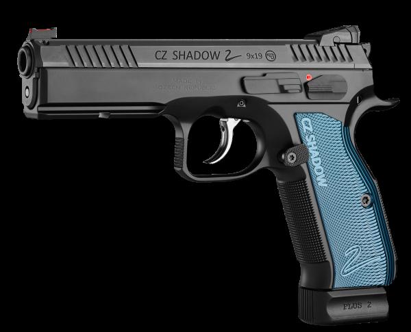CZ 75 SP-01 Shadow 2