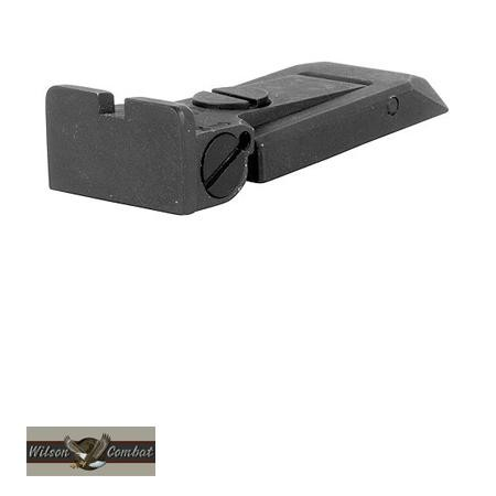 Wilson Combat Low mount rearsight target