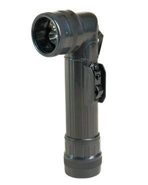 US LED Winkeltaschenlampe 2xD