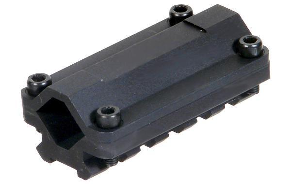 UTG Universal Picatinny Rohradapter mit 5 Nuten