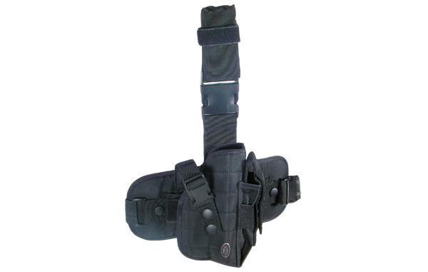 UTG Taktisches Oberschenkelholster, schwarz