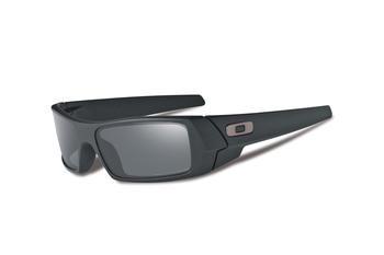 Oakley SI GASCAN MATTE BLACK / GREY POLARIZED Sonnenbrille