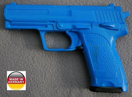 Atlas Gun Trainingspistole nach Bw-Dienstpistole