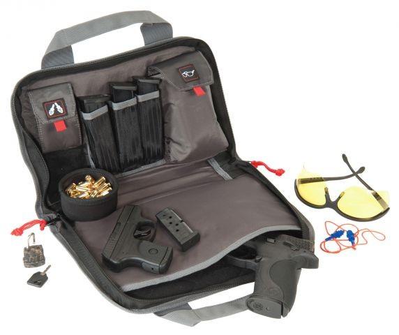G.P.S. Double Pistol Range Bag