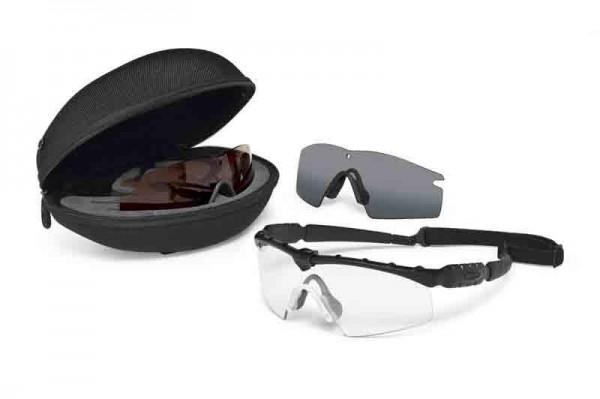 Oakley SI BALLISTIC M FRAME 2.0 STRIKE BLACK / GREY Schutz- & Schießbrille