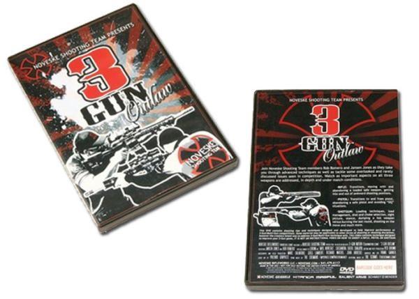 Noveske Shooting Team Presents 3 Gun Outlaw