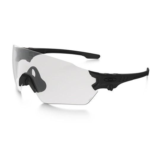 Oakley SI TOMBSTONE MATTE BLACK, CLEAR Schutz- & Schießbrille