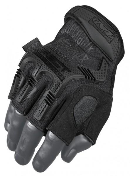 Mechanix M-Pact Fingerless Handschuh Schwarz