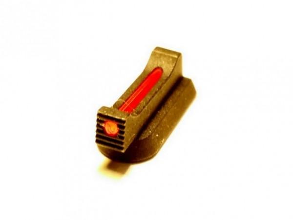 CZ Korn CZ75 SP-01 SHADOW-ORANGE 2.5mm Breite | Fiber-Optic 1mm