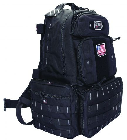 "G.P.S. Tactical Range Rucksack ""Tall"""