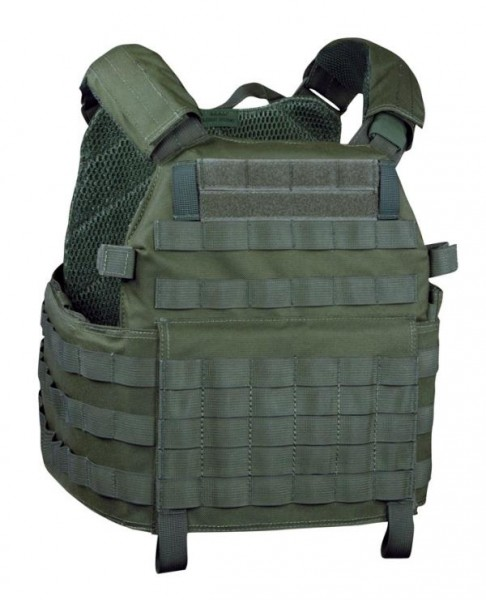 Warrior Plattenträger DCS Plate Carrier Olive Drab