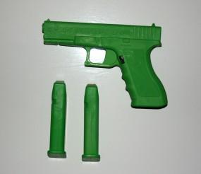 Trainingswaffe für Magazinwechsel