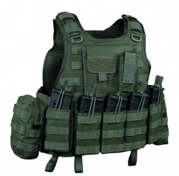 Warrior RICAS Compact DA M4 Plate Carrier Oliv